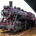 2016 Montague-Whitehall & MC Brides Railroad Depots in March