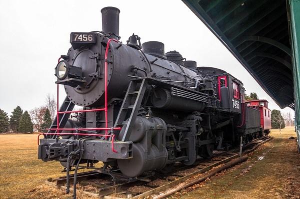 2016 Montague-Whitehall & MC Brides Railroad Depots in...