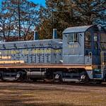 2016 Kaleva Railroad, Locomotive & Museum in mid March