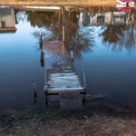 2016 Lake Gitchegumee in Buckley, MI. in April