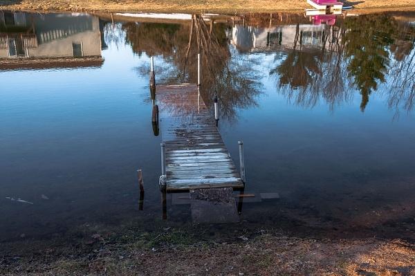 2016 Lake Gitchegumee in Buckley, MI. in April by...