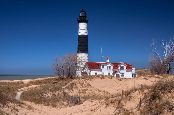 Big Sable Point Lighthouse by SDNowakowski