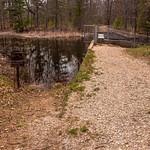 2016 Betsie River Dam @ Grass Lake State Forest Campground