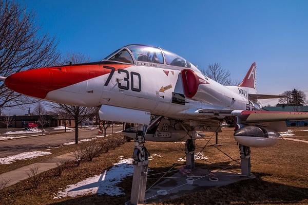 2016 Gladstone Fighter Jet April by SDNowakowski