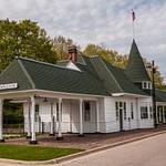 2016 Charlevoix Railroad Depot & Museum May