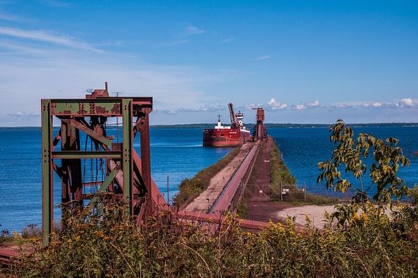 2016 Michigan Railroad Conference in Marquette, Michigan...