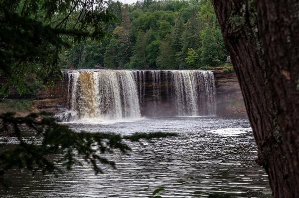 2016 Upper Tehquamenon Falls Aug. by SDNowakowski