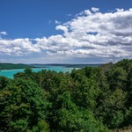 2016 Sleeping Bear Sand Dunes National Park in Northern Michigan - July