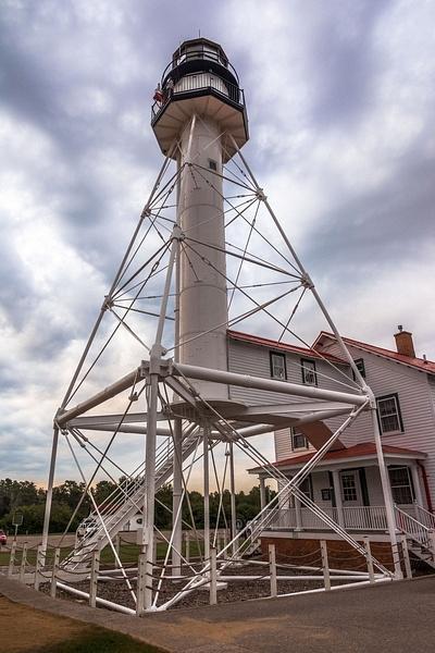 Whitefish Point Lighthouse by SDNowakowski