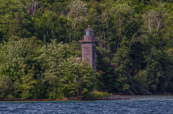 2016 Grand Island East Channel Lighthouse by SDNowakowski
