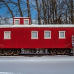 2017 Winter Pictures from Mackinaw City & Brimley, MI.