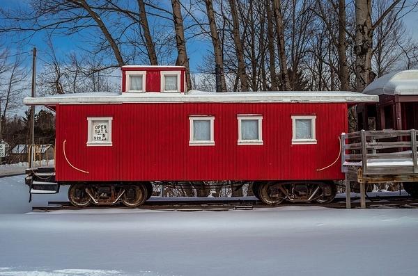 2017 Winter Pictures from Mackinaw City & Brimley, MI. by SDNowakowski