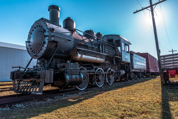 2017 Toledo, Lake Erie & Western Railroad Museum Feb. by SDNowakowski