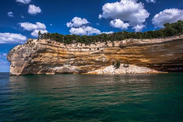 2016 Pictured Rocks National Lake Shore Park