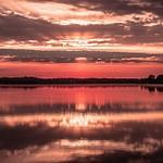 2016 Sunrise on Lake Cadillac