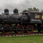 2017 East Jordan # 6 Steam Locomotive