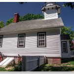 2017 Old Mission Point Lighthouse in July