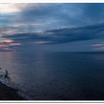 2017 Lake Superior Sunsets from Aug in Muskallonge Lake State Park in the UP of Michigan