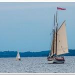 2012 Manitou Sailing Ship on West Grand Traverse Bay in Traverse City, Michigan