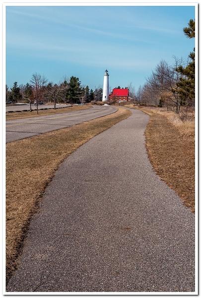 2018 Tawas Point Lighthouse by SDNowakowski