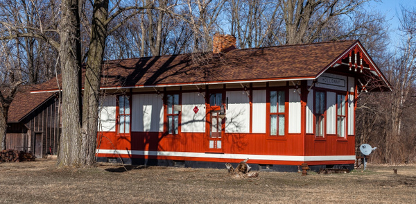 2018 Michigan Railroad Pictures in March by SDNowakowski