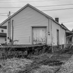 2018 Bad Axe RR Depot & St. Charles Caboose