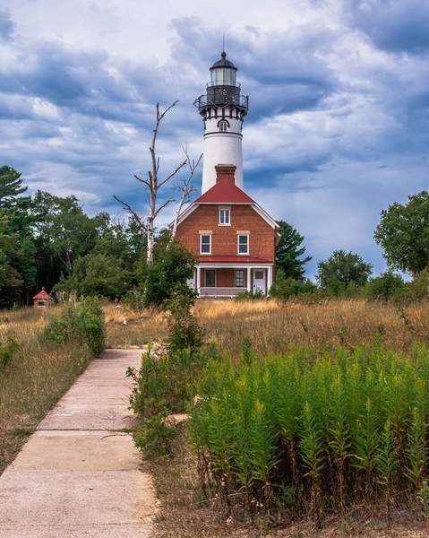 Ausable Point Lighthouse