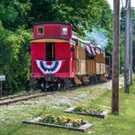 2018 Huckleberry Railroad @ Crossroads Village in June