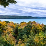 2018 Fall Colors around Northern Michigan & Manistee River in October