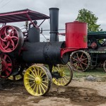 2018 Buckley Old Engine Show held in Buckley, Michigan every August