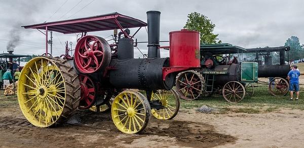 2018 Buckley Old Engine Show held in Buckley, Michigan...