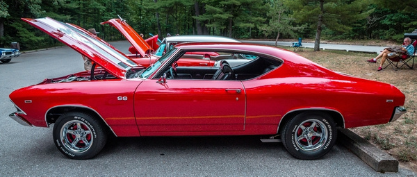 2018 Interlochen State Park Car Show from this past...