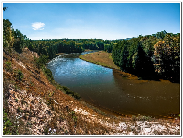 2018 Manistee River Pano Pictures by SDNowakowski