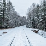 2019 Winter Manistee River Pics with D5100 Camera