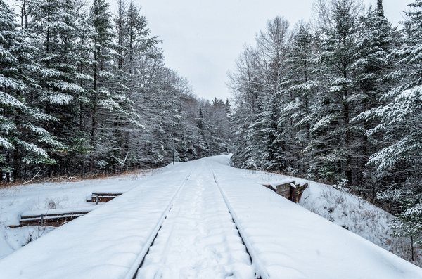 2019 Winter Manistee River Pics with D5100 Camera by...