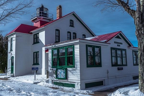 2019 WinterTour of M-22 Along Lake Michigan from...