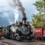 2019 Durango & Silverton Narrow Gauge Railroad May