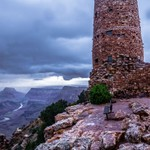 2019 Spring Thunderstorms over Grand Canyon National Park