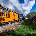 2019 Durango & Silverton Narrow Gauge Railroad located in Durango, Colorado taken in May