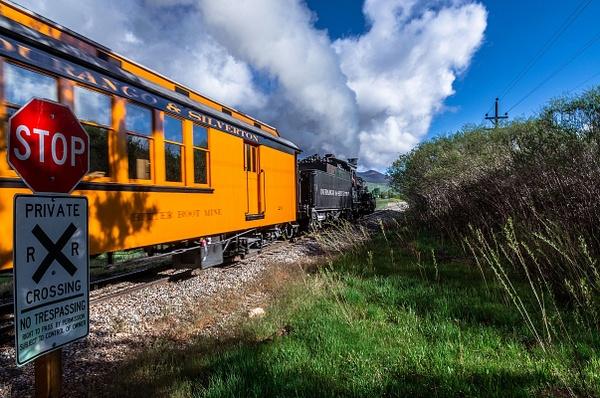 2019 Durango & Silverton Narrow Gauge Railroad...