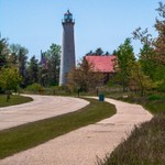 2019 Tawas Point Lighthouse on Lake Huron
