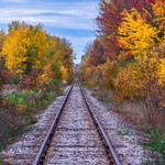Fall Colors From Various Locations around the Upper Peninsula of Michigan.