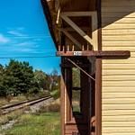 2019 Railroad Depots from the Upper Peninsula of Michigan.