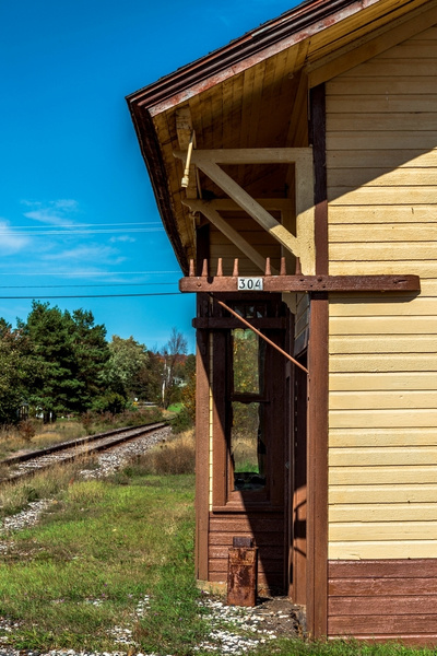 2019 Railroad Depots from the Upper Peninsula of...