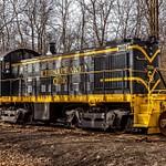 2020 Toledo Lake Erie & Western Railway in Grand Rapids, Ohio