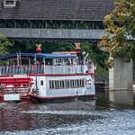 2017 Frankenmuth River Boat