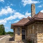 2019 Harrisville Railroad Depot/Station