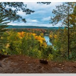 2020 Fall Colors on the Manistee River