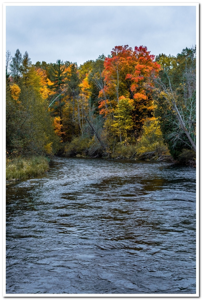 2020 Fall Colors in Northern Michigan by SDNowakowski