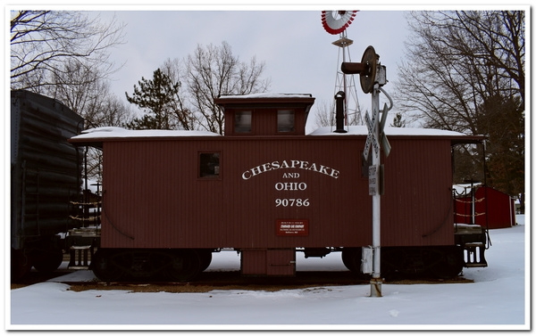 2021 Sanford Railroad Depot & Museum by SDNowakowski